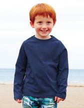 Kids Long Sleeve Raglan T