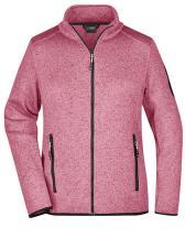 Ladies´ Knitted Fleece Jacket