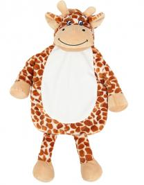 Giraffe 2 Ltr. Hot Water Bottle Cover